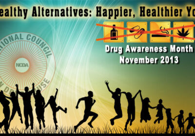 Drug Awareness Month – Calendar of Events